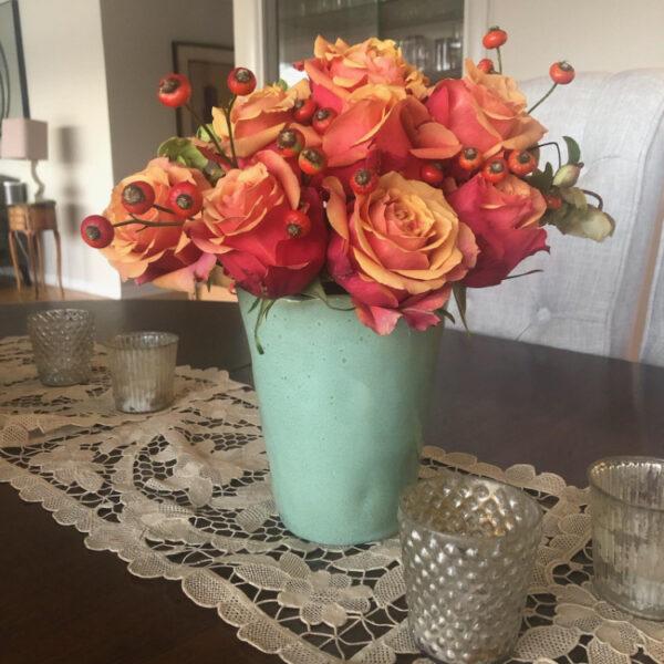 Rose-Centerpiece